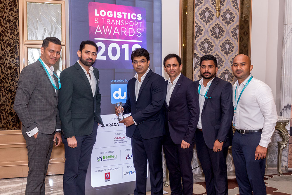 Logistics & Transport Awards 2018